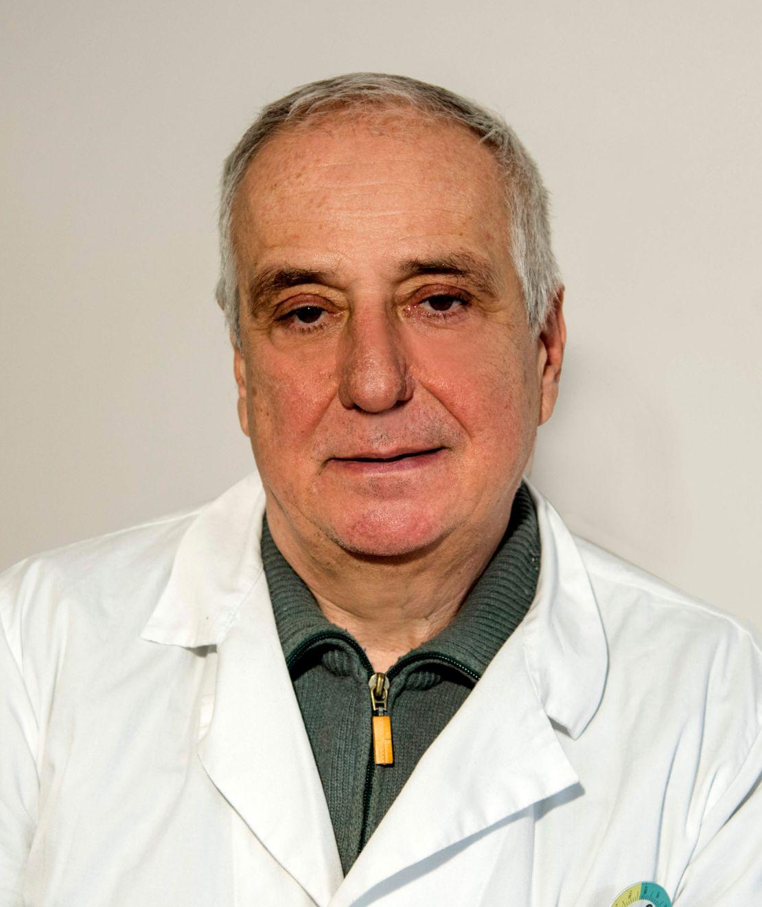 Alberto Lazzaroni